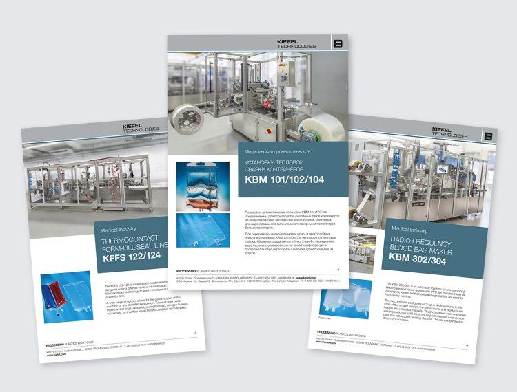 Produktblätter Medical KIEFEL
