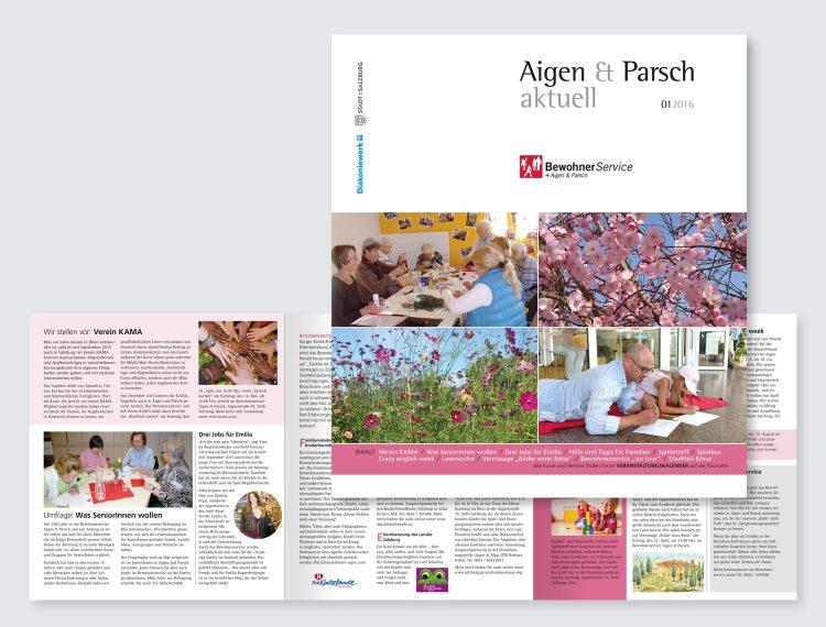 Stadtteilzeitung Aigen & Parsch