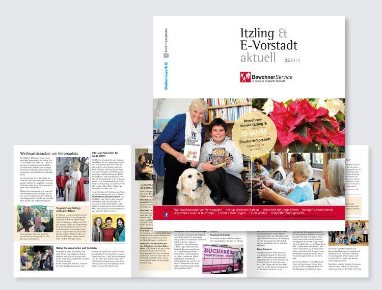 Stadtteilzeitung Itzling & E-Vorstadt