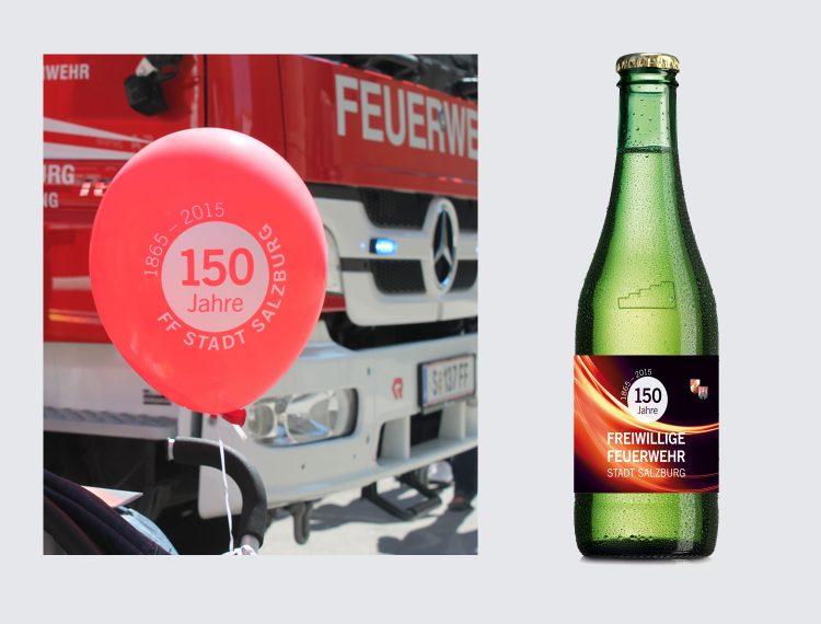 150 Jahre FFW Salzburg