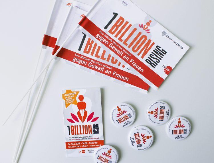 One Billion Rising Salzburg
