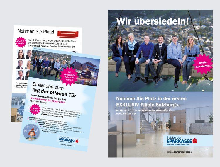 Salzburger Sparkasse Zell