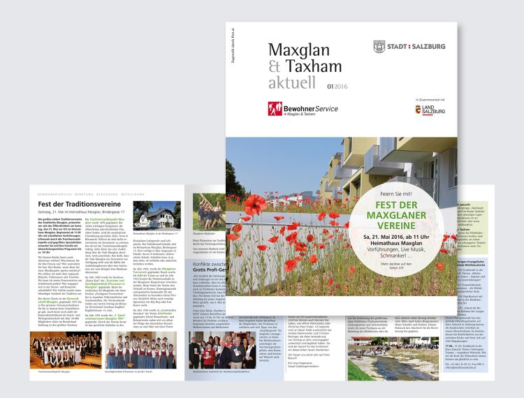 Stadtteilzeitung Maxglan